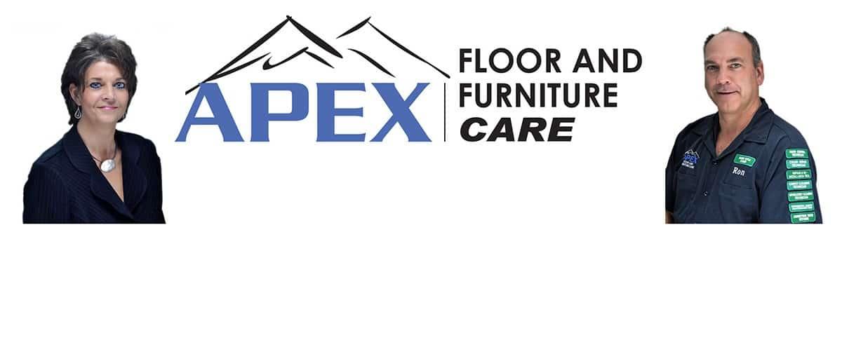 Apex Floor and furniture care logo