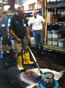 Roto Rug Cleaner