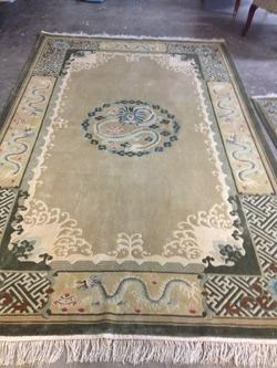 Chinese Rug Cleaning After